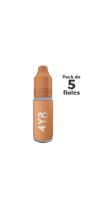 Pack E-Liquide 4YR x 5