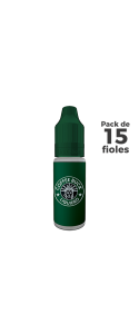 Pack E-Liquide Coffee Buck x 15