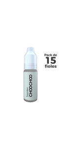 Pack E-Liquide Choochoo x 15