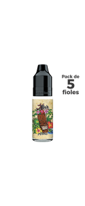 Pack E-Liquide Aloha x 5