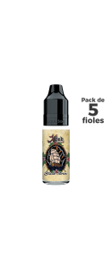 Pack E-Liquide Black Storm x 5