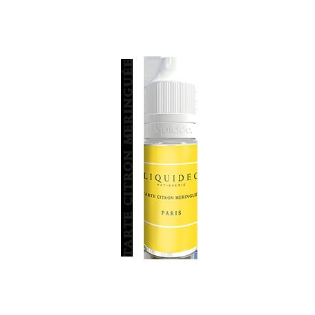 E-Liquide Tarte Citron Meringuée