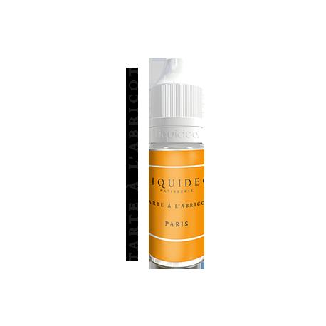 E-Liquide Tarte à l'abricot