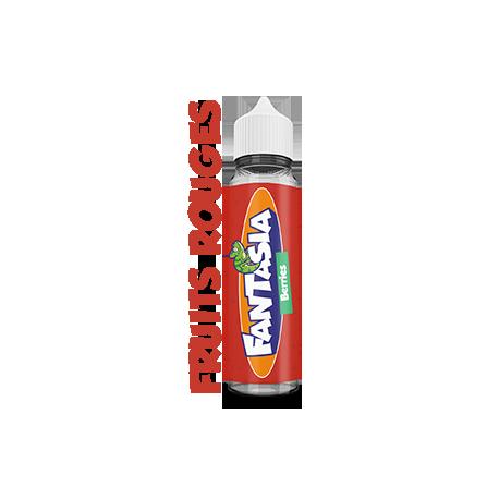 E-Liquide Fruits rouges 50ml