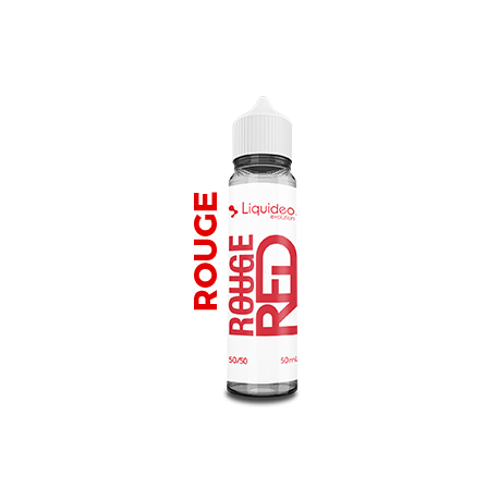 E-Liquide Rouge Red 50ml