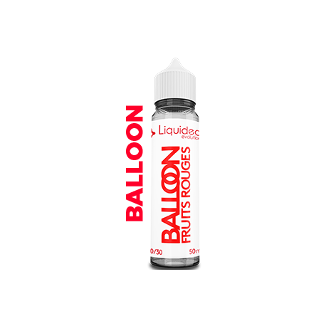 E-Liquide Balloon 50ml