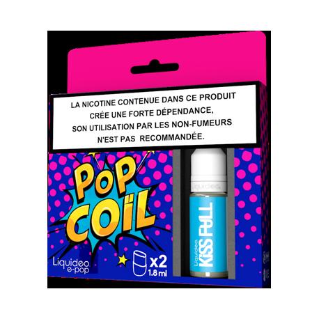 Résistance Pop Coil x2