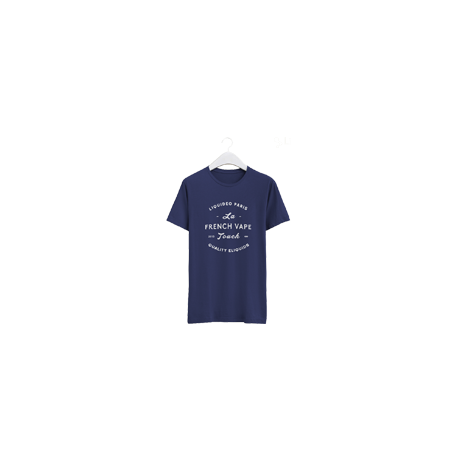 T-Shirt Bleu Liquideo