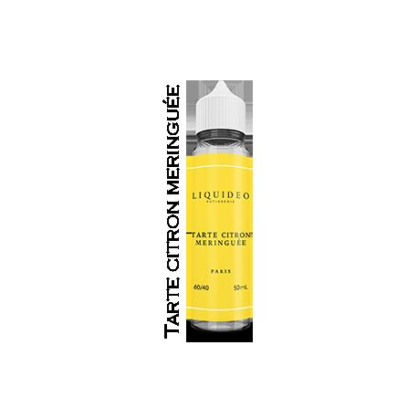 E-Liquide Tarte Citron Meringuée 50ml