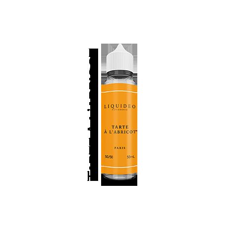 E-Liquide Tarte à l'abricot 50ml