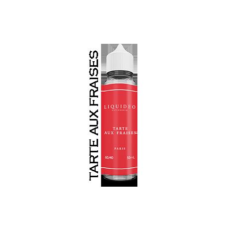 E-Liquide Tarte aux Fraises 50ml