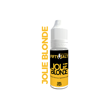 E-Liquide Fifty Jolie Blonde