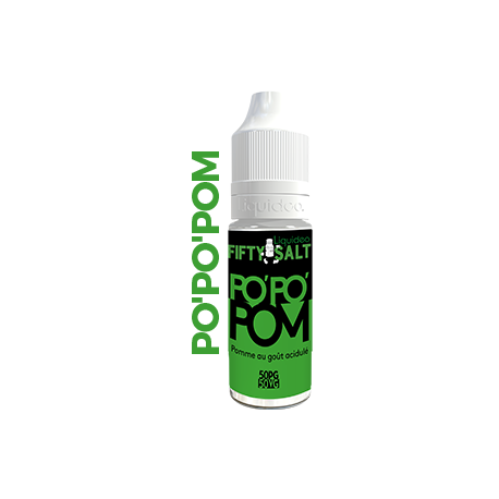 E-Liquid Fifty PoPoPom