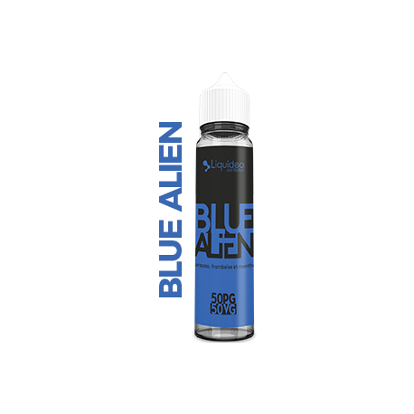 E-Liquide Fifty Blue Alien
