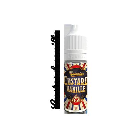 E-Liquide Custard Vanille