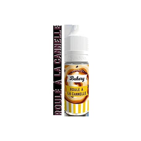 E-Liquide Roulé Cannelle