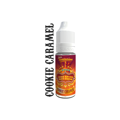 E-Liquide Cookie Caramel HD