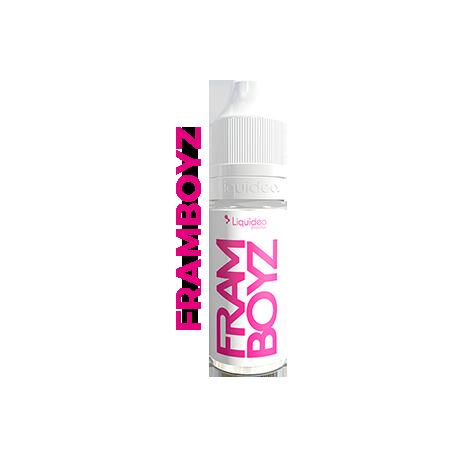 E-liquid Framboyz
