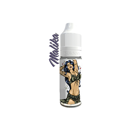 E-liquid Malika