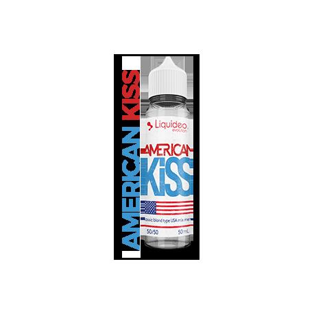 E-Liquid American Kiss 50ml