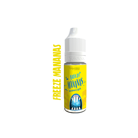E-liquid Freeze Mananas