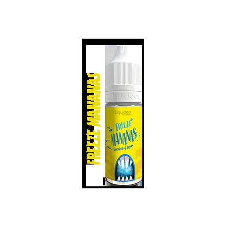 E-Liquide Freeze Mananas