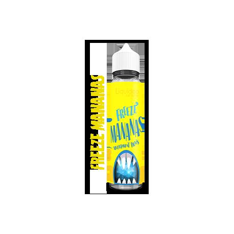 E-Liquide Freeze Mananas 50ml