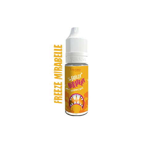 E-liquid Freeze Mirabelle