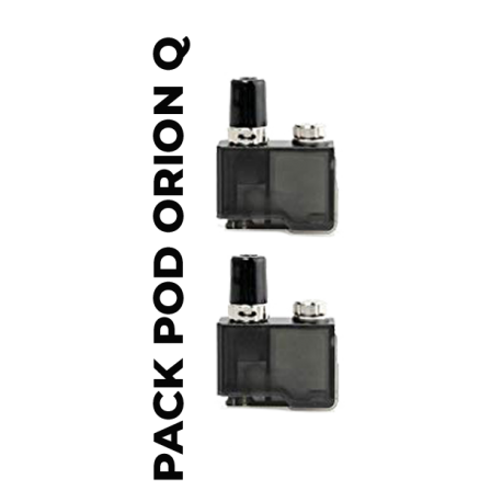 Pack 2 Pods Orion Q