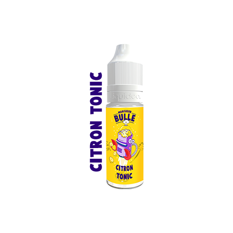 E-liquid Citron Tonic