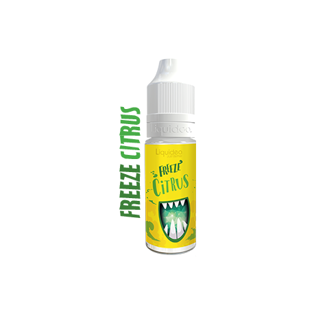 e liquide Freeze Citrus