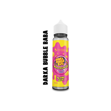 E-Liquide Darka Bubble Baba 50 ml