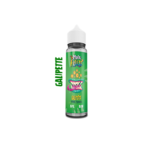 E-Liquide Multi Freeze Crapule 50ml