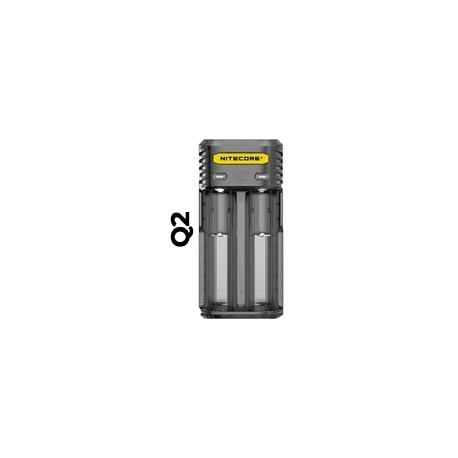 Nitecore Q2 chargeur