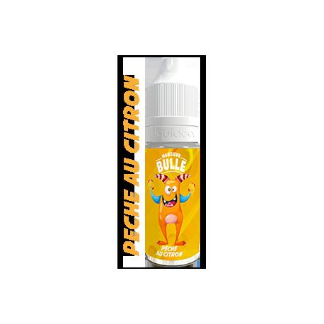 E-Liquide Pêche citron