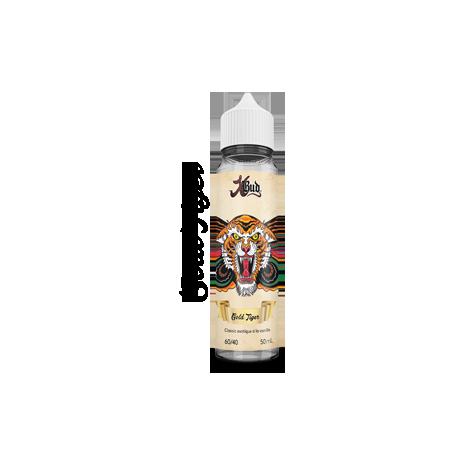 E-Liquide Gold Tiger 50ml