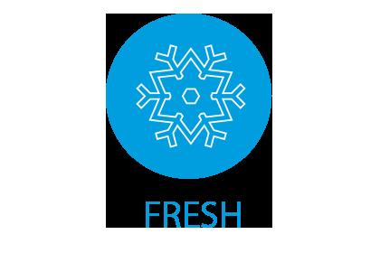 E-liquides Evolution Fresh